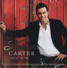 Nathan Carter time of my life CD