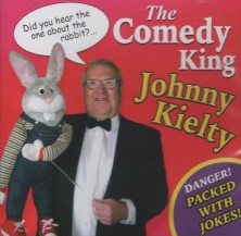 The Comedy King Johnny Kielty CD