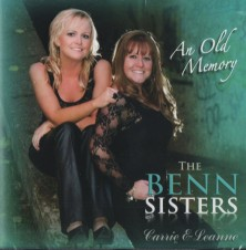 An Old Memory The Benn Sisters CD
