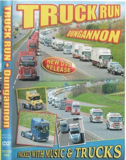 Truck Run Dungannon DVD