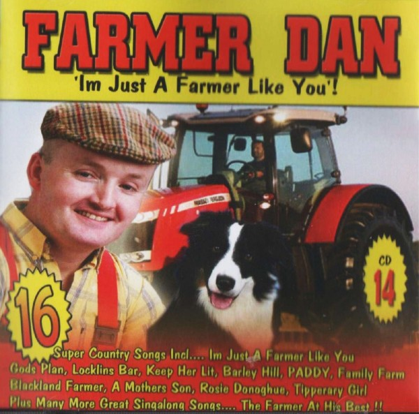 Farmer Dan I'm Just A Farmer Like You CD