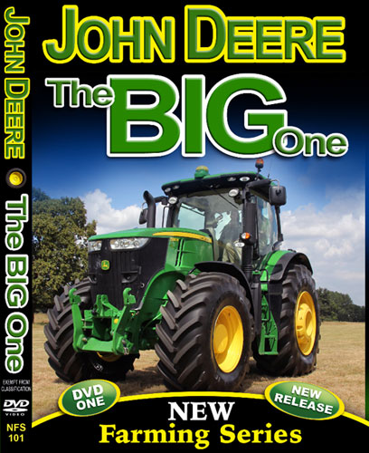 John Deere The Big One DVD