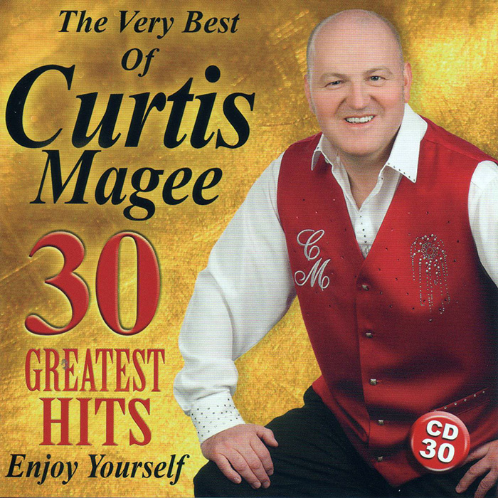 Curtis Magee 30 Greatest Hits CD 30